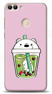 Xiaomi Mi 8 Lite Bubble Matcha Kılıf