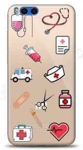 Xiaomi Mi Note 3 Health Kılıf
