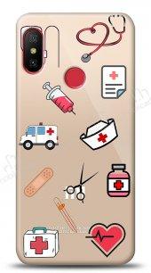Xiaomi Redmi Note 6 Pro Health Kılıf