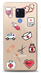 Huawei Mate 20 X Health Kılıf