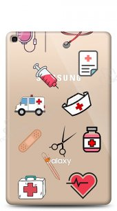 Samsung Galaxy Tab S5e SM-T720 Health Kılıf