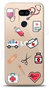 LG K40S Health Kılıf