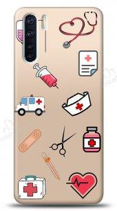 Oppo A91 Health Kılıf