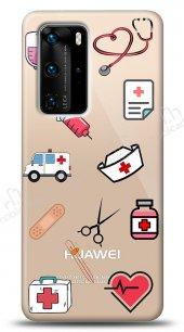 Huawei P40 Pro Health Kılıf
