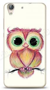 Huawei Y6 ii Cuddly Owl Kılıf