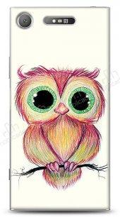 Sony Xperia XZ1 Cuddly Owl Kılıf
