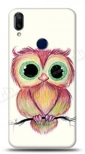 Casper Via A3 Cuddly Owl Kılıf
