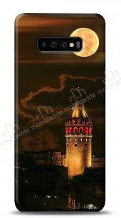 Samsung Galaxy S10 Plus Full Moon Galata Kılıf