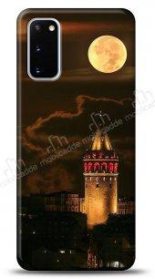 Samsung Galaxy S20 Full Moon Galata Kılıf
