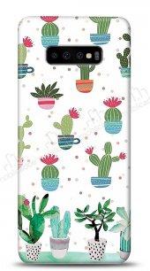 Samsung Galaxy S10 Plus Cactus Life Kılıf