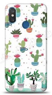 Xiaomi Mi 8 Cactus Life Kılıf