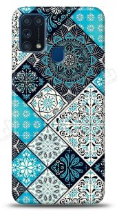 Samsung Galaxy M31 Mosaic Dream Kılıf