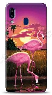 Casper Via E3 Sundown Flamingo Kılıf