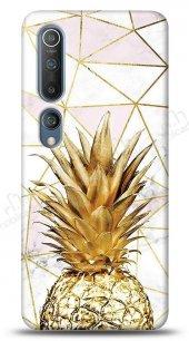 Xiaomi Mi 10 Gold Pineapple Kılıf