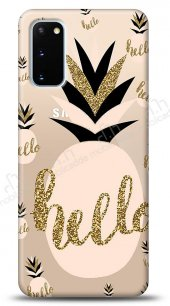 Samsung Galaxy S20 Hello Pineapple Kılıf