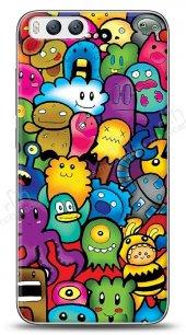 Xiaomi Mi 6 Characters Kılıf