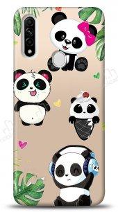 Oppo A31 Happy Panda Kılıf