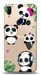 Casper Via A3 Happy Panda Kılıf