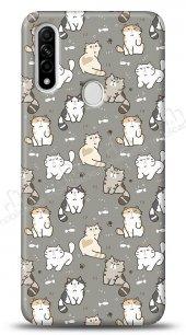 Oppo A31 Sweety Cats Kılıf