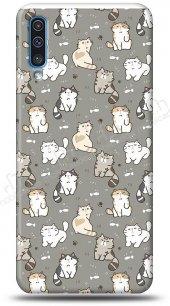 Samsung Galaxy A70 Sweety Cats Kılıf