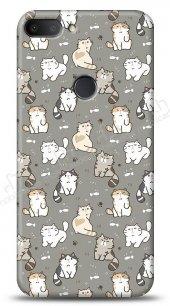 Alcatel 1s Sweety Cats Kılıf