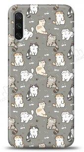 Xiaomi Mi A3 Sweety Cats Kılıf