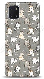 Samsung Galaxy Note 10 Lite Sweety Cats Kılıf