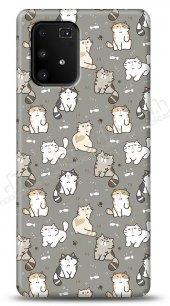 Samsung Galaxy S10 Lite Sweety Cats Kılıf