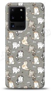 Samsung Galaxy S20 Ultra Sweety Cats Kılıf