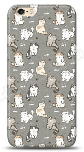 iPhone 6 / 6S Sweety Cats Kılıf