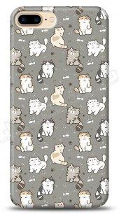 iPhone 7 Plus Sweety Cats Kılıf