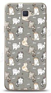 Samsung Galaxy J7 Prime / J7 Prime 2 Sweety Cats Kılıf
