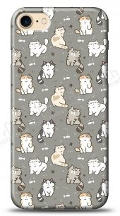 iPhone 8 Sweety Cats Kılıf