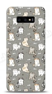 Samsung Galaxy S10e Sweety Cats Kılıf