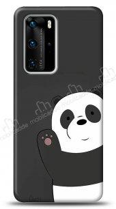 Huawei P40 Pro Hi Panda Kılıf