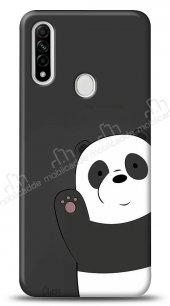 Oppo A31 Hi Panda Kılıf