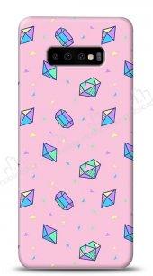 Samsung Galaxy S10 Plus Diamond Kılıf