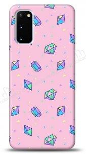 Samsung Galaxy S20 Diamond Kılıf