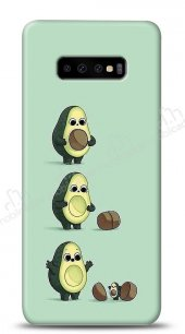 Samsung Galaxy S10 Plus Avokado Kılıf