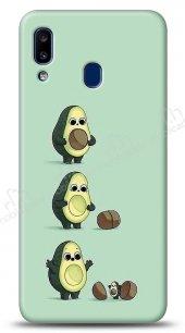 Samsung Galaxy A20S Avokado Kılıf