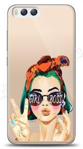 Xiaomi Mi 6 Color Girl Boss Kılıf