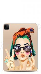 iPad Pro 11 2020 Color Girl Boss Kılıf