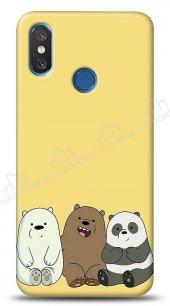 Xiaomi Mi 8 Bears Kılıf