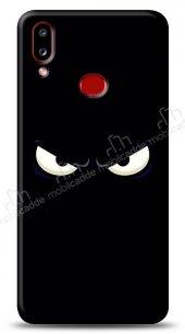 Samsung Galaxy A10S Black Eyes Kılıf