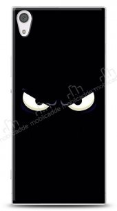 Sony Xperia XA1 Ultra Black Eyes Kılıf