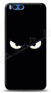 Xiaomi Mi Note 3 Black Eyes Kılıf