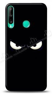 Huawei P40 Lite E Black Eyes Kılıf