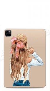 iPad Pro 11 2020 Pretty Girl Kılıf
