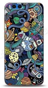 Xiaomi Mi Note 3 Rocket Space Kılıf