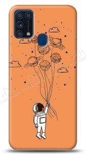 Samsung Galaxy M31 Fly Space Kılıf